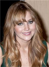 Full Lace Remy Hair Blonde 2015 New Long Wigs