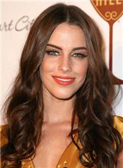 Long Full Lace 2015 New Wavy Remy Wigs