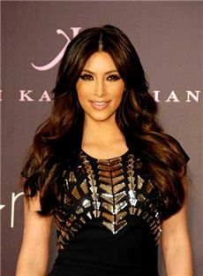 Full Lace 2015 New Long Remy Wavy Sepia Wigs