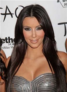 2015 New Long Full Lace 100% Indian Remy Hair Wavy Black Wigs