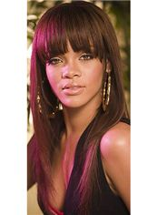 Cheap capless human hair wigs for black women