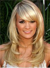 Multi-function Medium Blonde Female Celebrity Hairstyle