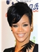 Stunning Short Black Female Celebrity Hairstyle