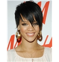 Female Black Amazing Short Celebrity Hairstyle