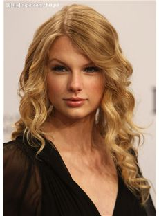 Affordable Medium Blonde Female Celebrity Hairstyle