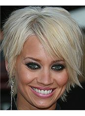 Wigs For Sale Short Gray Female Celebrity Hairstyle