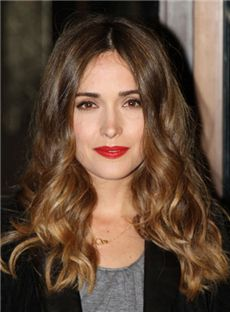 Full Lace 2015 Fashion Trend Medium Brown Female Celebrity Hairstyle