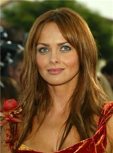 Shinning Brown Full Lace Remy Hair Wigs for Women