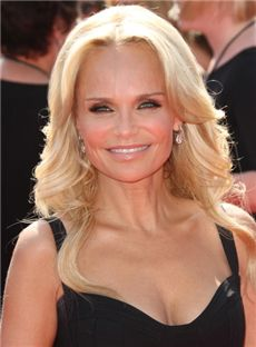 Glamorous Blonde Full Lace Remy Hair Wigs for Women