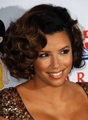 Stunning Short Wavy Sepia African American Full Lace Wigs for Women