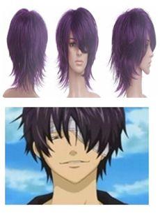 Best purple costume wigs for women