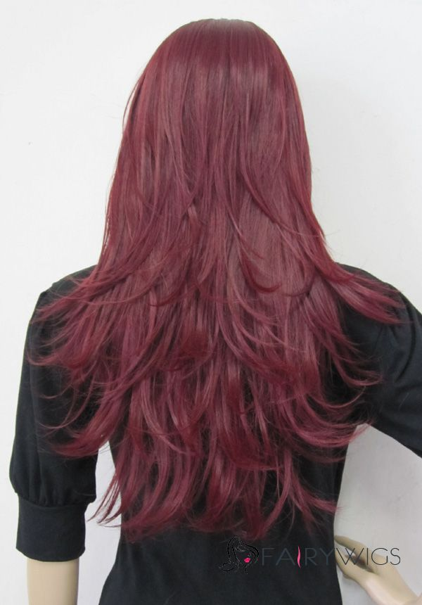 Cheap Red Costume Wigs 59