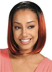 Cheap red wigs for black women