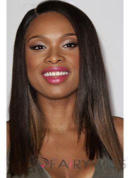 Indian Hair Medium Sepia Lace Front Human Hair Fiber Hair Wigs for Black Women