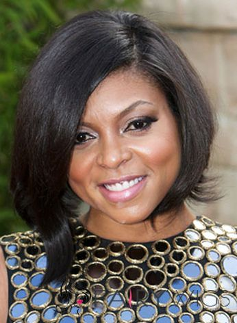 Stylish Short Black Full Lace Best Wigs for