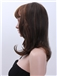 Dynamic Feeling from Medium Sepia Indian Remy Hair Wigs for Black Women