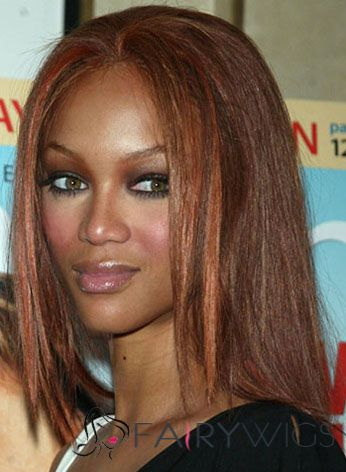 The Fresh Medium Sepia Full Lace Remy Hair Wigs for Black Women