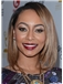 Amazing Medium Straight Blonde African American Lace Front Wigs for Women