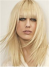 Cheap Human Hair Wigs for White Women