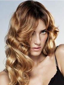 100% Human Hair Blonde Long Wigs Full Lace Custom Wigs