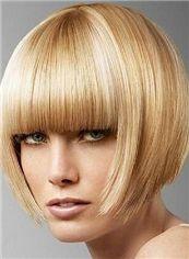 Cheap Short Straight Hair Wigs