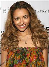 Human Hair Blonde Long Ingenious Wigs for Black Women 20 Inch
