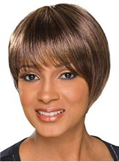 Cheap African American Human Hair Wigs