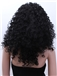 Stylish Long 22 Inch Curly Black African American Lace Wigs for Women