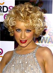 Top-rated Short Wavy Blonde African American Lace Wigs for Women