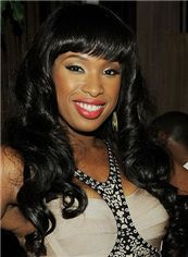 Dream Long Wavy Black African American Wigs for Women