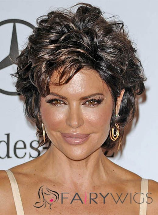 Human Hair Brown Short Custom Super Charming Wigs 12 Inch