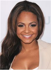 Best Long Wavy Sepia African American Lace Wigs for Women