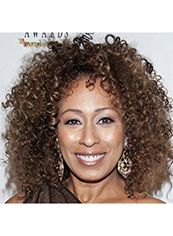 Personalized Medium Curly Brown African American Lace Wigs for Women