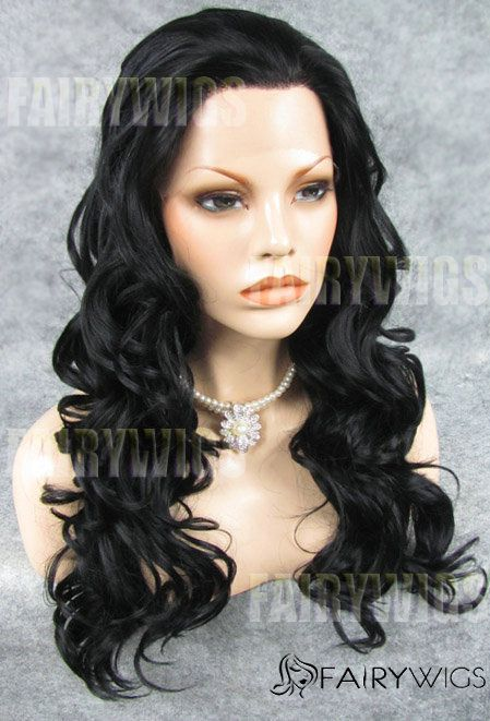 Wigs For Sale Long Sepia Female Wavy Lace Front Hair Wig