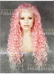 Cheap Pink Lace Wigs