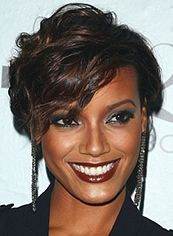 Wholesale Short  Female Wavy African American Wigs for Women 8 Inch