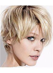 Best blonde short curly wigs