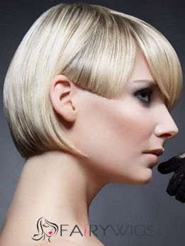 Wigs For Sale Short Blonde Female Straight Vogue Wigs