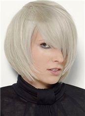 Brazil Short Blonde Female Straight Vogue Wigs 10 Inch