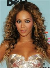 100% Human Hair Brown Medium Sweet Wigs for Black Women 18 Inch
