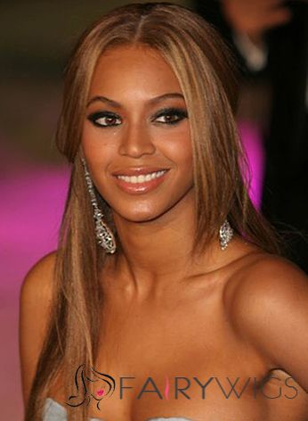 Dream Long Blonde Female Beyonce Knowles Straight