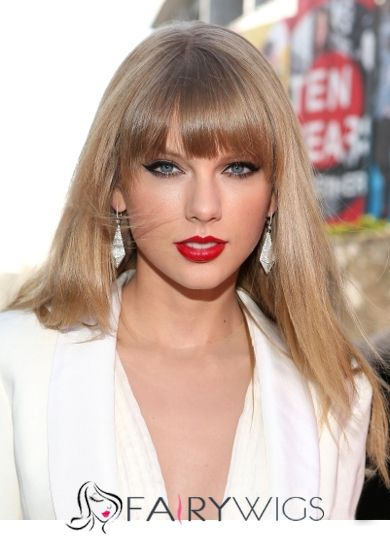 Wigs for sale long blonde female taylor swift straight celebrity wigs for sale long blonde female taylor swift straight celebrity hairstyle 20 inch voltagebd Image collections