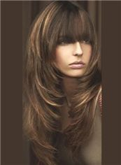 Cheap Long Human Hair Wigs