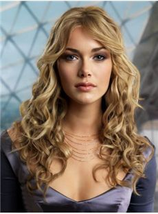 Wigs For Sale Full Lace Long Wavy Blonde Remy Hair Wig