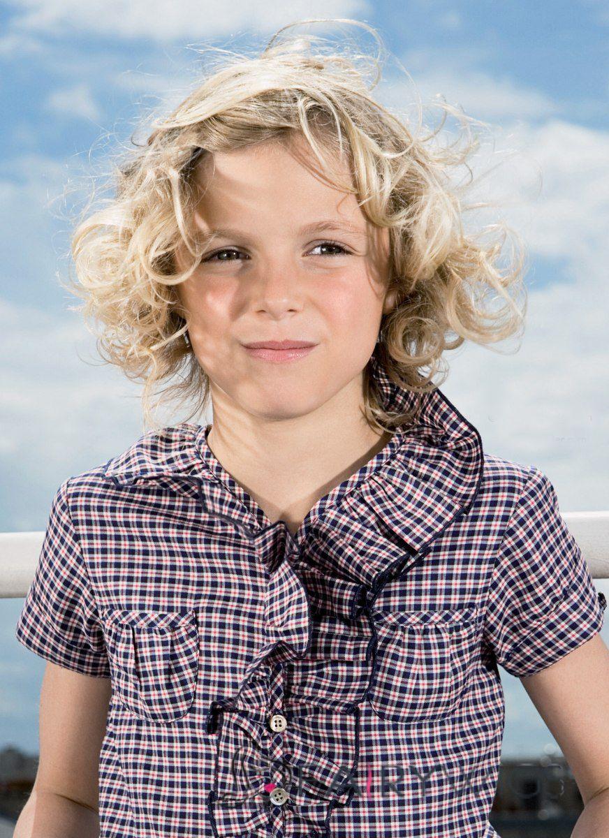 Wonderful Short Blonde 100% Indian Remy Hair Kids Wigs 10 Inch