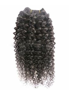 12'-30' Curly Natural Brazilian Hair Extensions