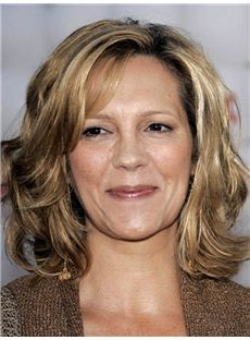 Sale Wendy Schaal Hairstyle Short Wavy Lace Front Remy Hair Wigs