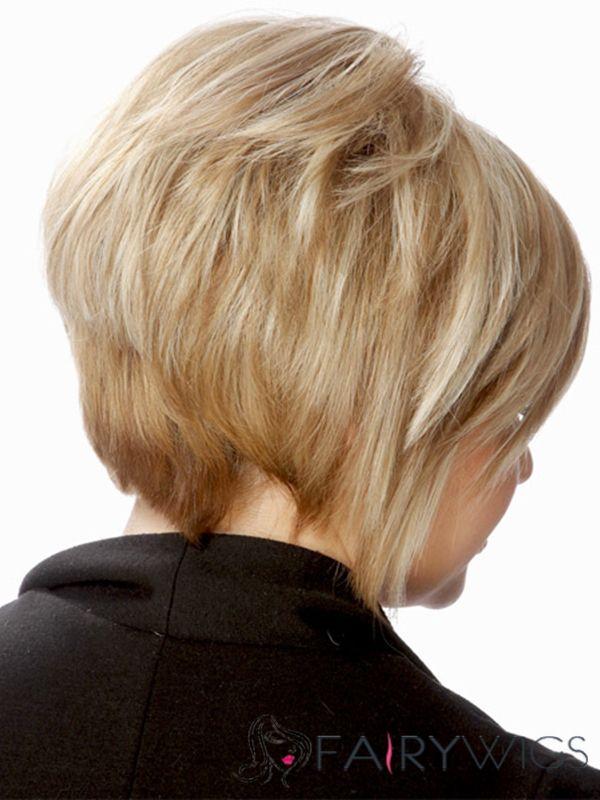 Фото стрижка на макушке объем короткие волосы