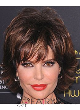 Soft Short Wavy Capless Human Hair Wigs