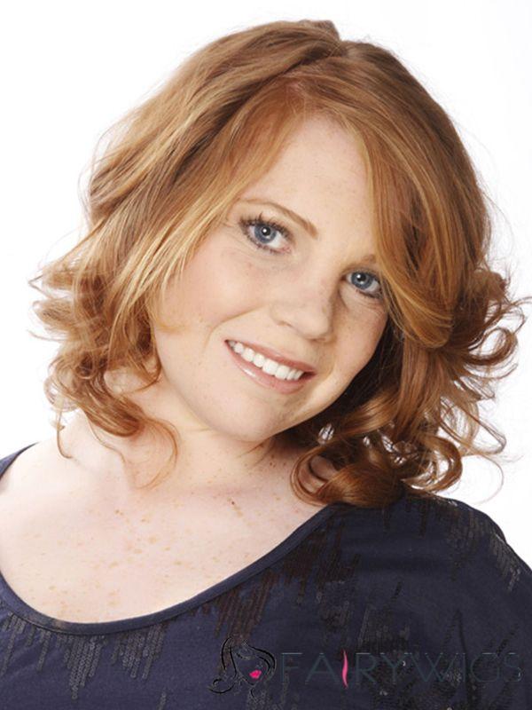 Splendid Taraji P.Henson Medium Wavy Full Lace Human Hair Wigs